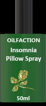 Insomnia Pillow Spray Pure Essential Oils Blend