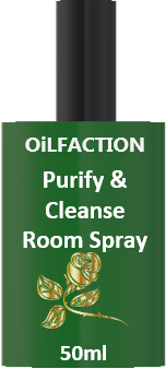 Purify & Cleanse Room Spray