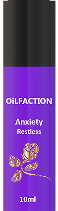 Anxiety Restless Roll-on Blend