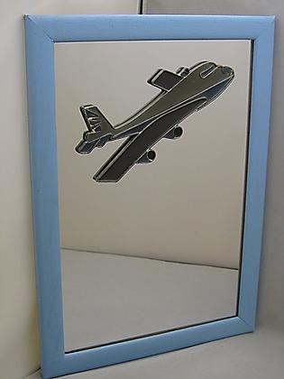Decorative Mirror - Aeroplane