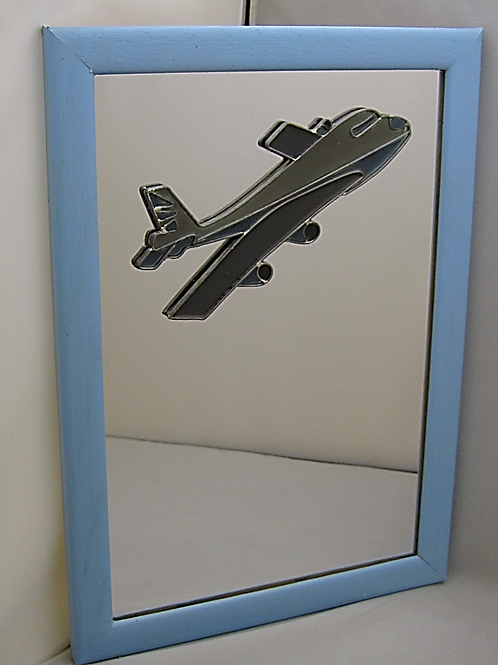 Decorative Mirror - Aeroplane