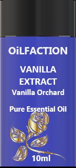 Vanilla (Extract) Pure Essential Oil