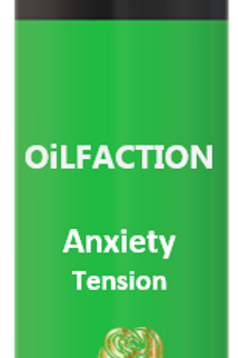 Anxiety Tension Roll-on Blend