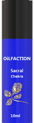 Sacral Chakra Roll-on Blend
