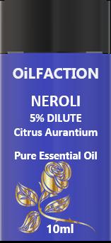 Neroli Pure Essential Oil Dilute