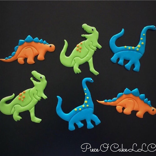 Dinosaurs (6 count)