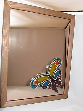 Decorative Mirror - Butterfly