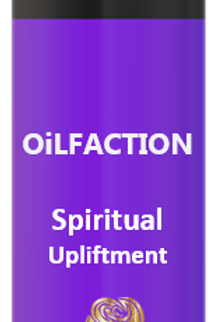Spiritual Upliftment Roll-on Blend
