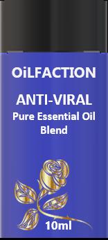 Anti-Viral Pure Essential Oil Blend