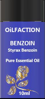 Benzoin Pure Essential Oil