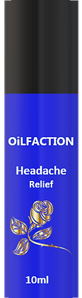 Headache Relief Roll-on Blend