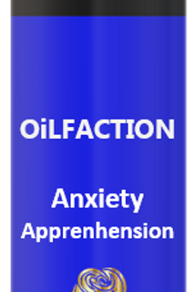 Anxiety Apprehension Roll-on Blend