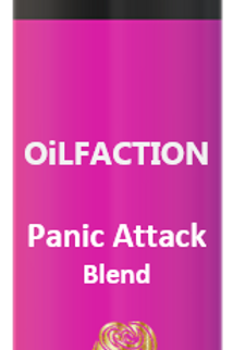 Panic Attack Roll-on Blend