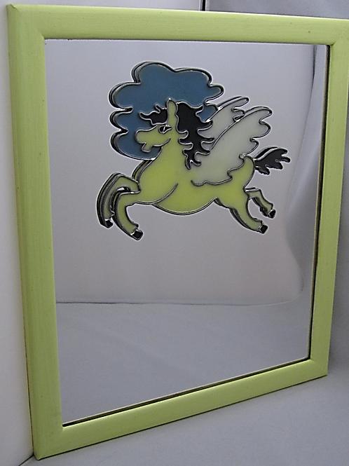 Decorative Mirror - Pegasus