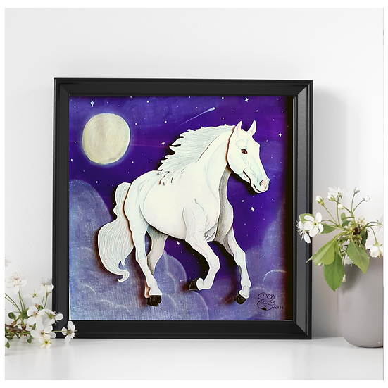 Horse Pet Portrait