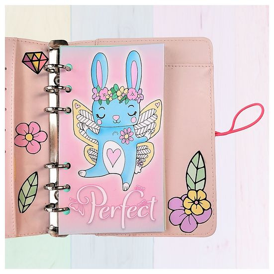 Rabbit Planner Dashboard For A5, A6, B6, Personal and Pocket Size Plann