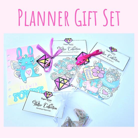 Rabbit Planner Gift Set