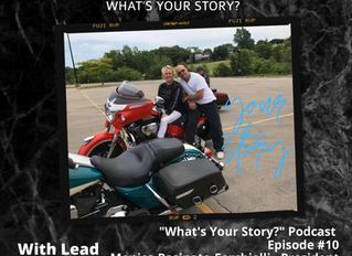 What's Your Story Podcast: Episode #10- Monica Pasinato-Forchielli - President One Wellness Grou