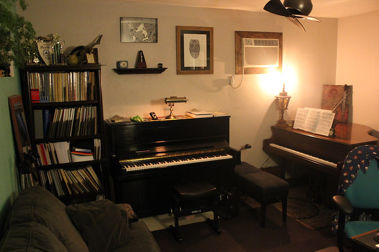 The Brain Garden Piano Studio