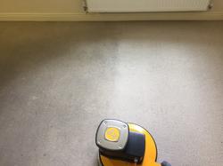Carpet cleaning Kings Lynn Apartment