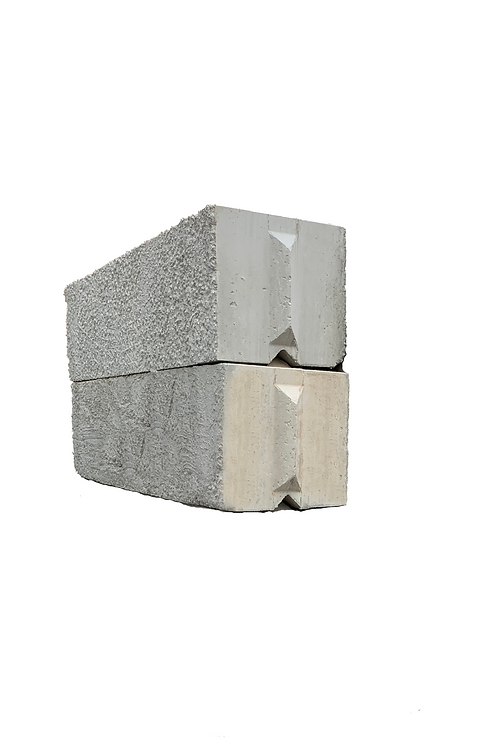 """V"" shaped Interlock Block 