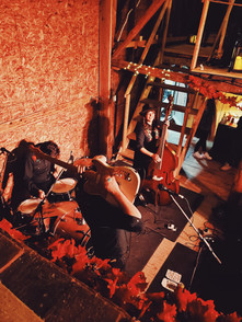 Willie Stratton Trio