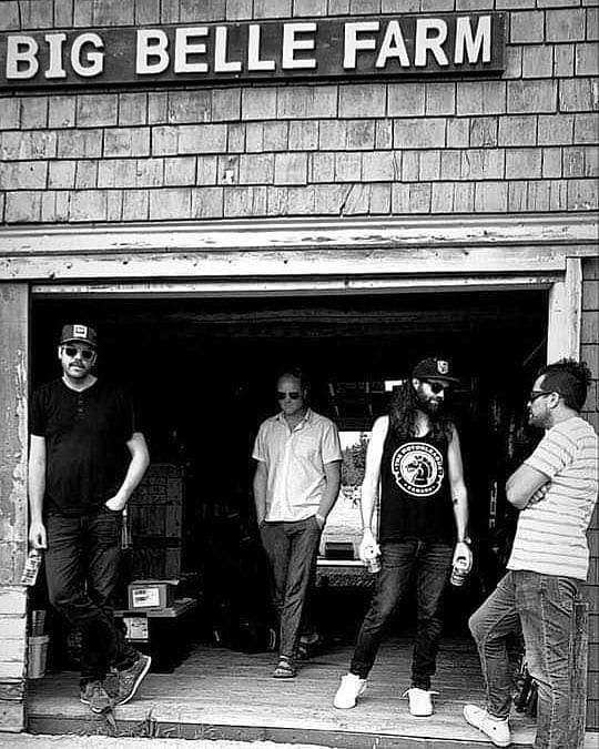 Backstage - Photo Cred. Jeremy Walker