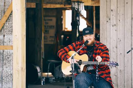 Brett Matthews - Photo Cred. Davey and Sky Photo