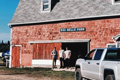 Big Belle Farm Boys