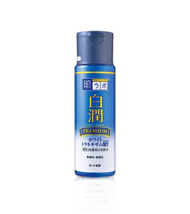 HADA LABO  Shirojyun Premium Whitening Lotion - Light
