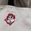 Thumbnail: Fujiya Peko embroidery sticker- Candy