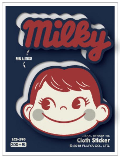 Fujiya Peko Wall Sticker - Poko