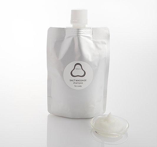 Sphere SALT MASSAGE shampoo for scalp 160g