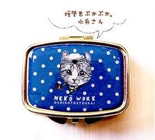 NEKO WORK Accessory case cat - Sailor