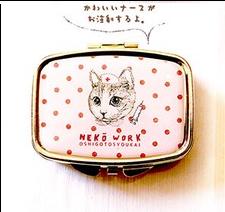 NEKO WORK Accessory case cat - Nurse