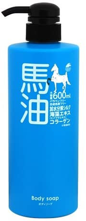Horse Fat Body Sampoo 600ml