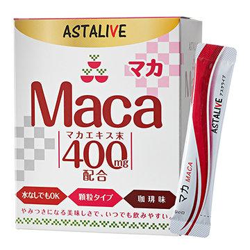 ASTALIVE Maca Coffee Flavor 30pack