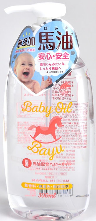 Baby Oil With Horse Oil 300ml