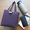 Thumbnail: DENTRA Japanese traditional fabric mini tote bag - Tango