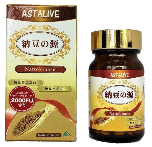 ASTALIVE Nattokinase 60 grains