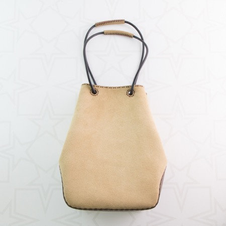 Ojaga Design ISONOE mini bag - Ivory