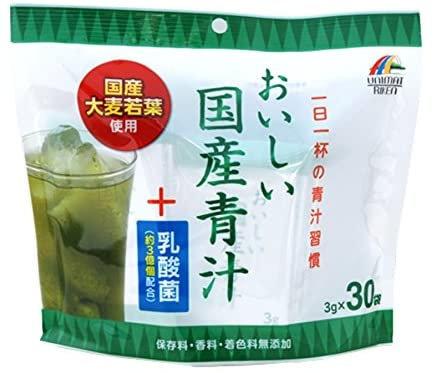 Barley Leaf Powder + Lactic Acid Bacterium 30 Bags
