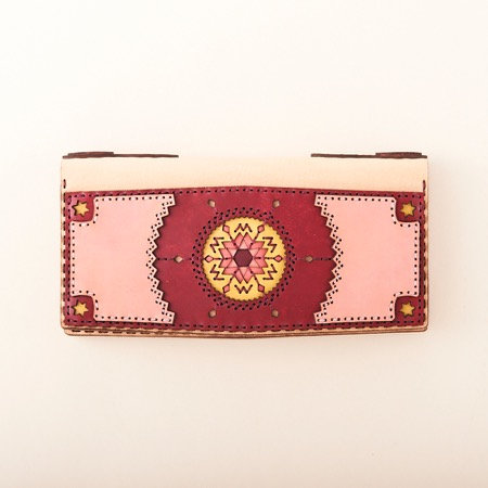 Ojaga Design CRATER long wallet