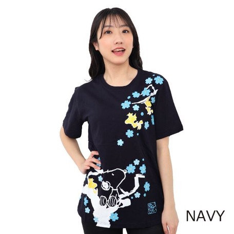 SNOOPY T-shirt LL size