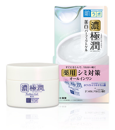 HADA LABO Koi-Gokujyun Whitening Perfect Gel