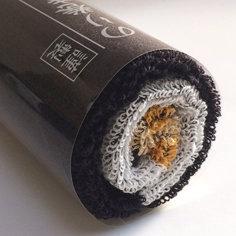 Norimaki Sushi Roll Towel - Natto roll 25cm