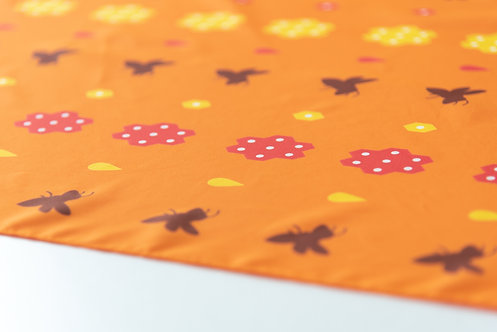 DENTRA water repellent Japanese wrapping cloth - Tortoise shell