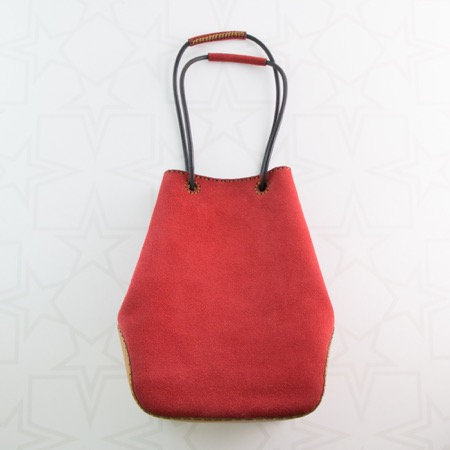 Ojaga Design ISONOE mini bag - Red