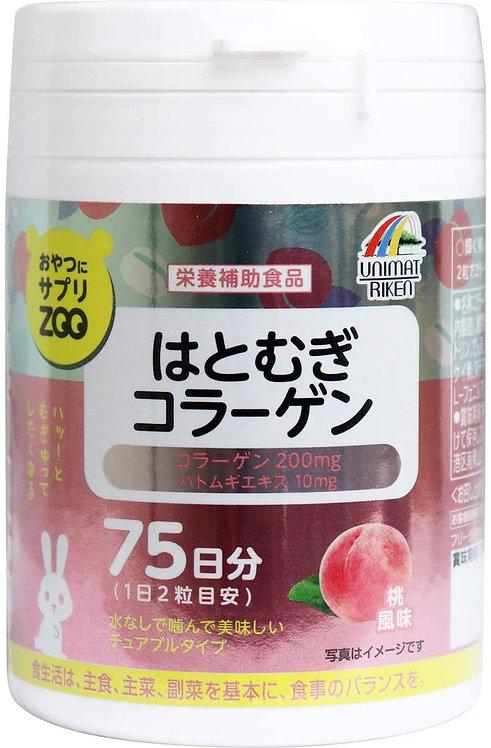 Supplement ZOO Series For Snacks Adlay Collagen 150T