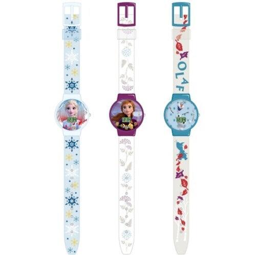 Disney Frozen II Digital Watch